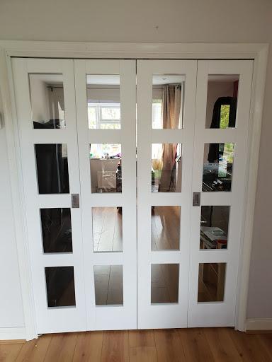 Bifold door supply and fit